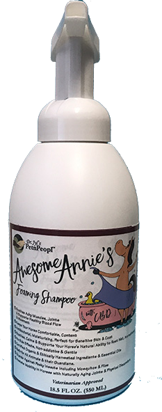 Awesome Annie's ™ Hemp Foaming Relief Shampoo